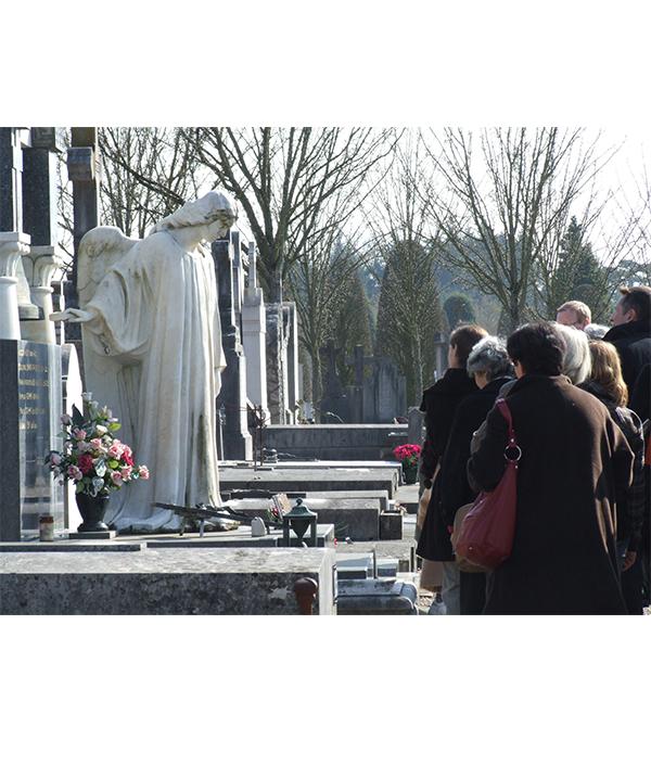 Inscriptions pour le Printemps des cimetières