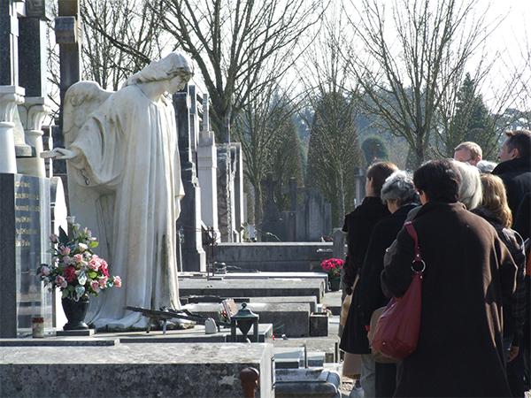 Le Printemps des cimetières approche