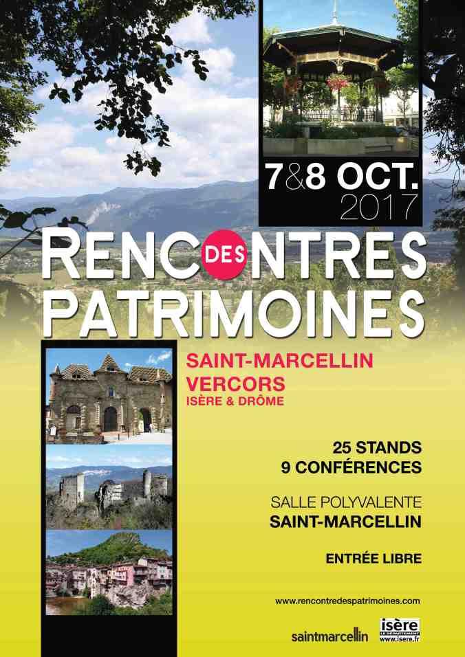 """Salon """"Rencontres des Patrimoines"""""""