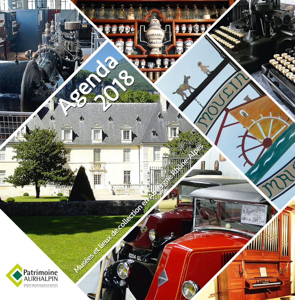 Agenda du patrimoine 2018