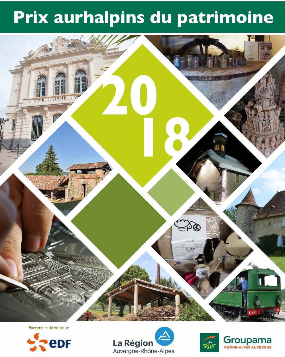 Prix aurhalpins du patrimoine 2018