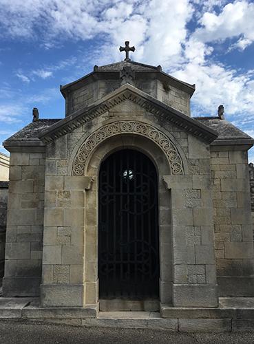 Réunion de la commission Patrimoine funéraire
