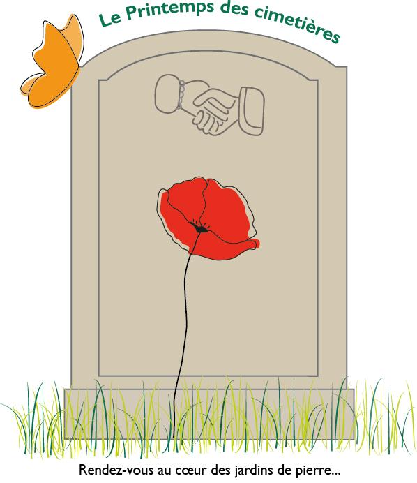 Le Printemps des cimetières 2019