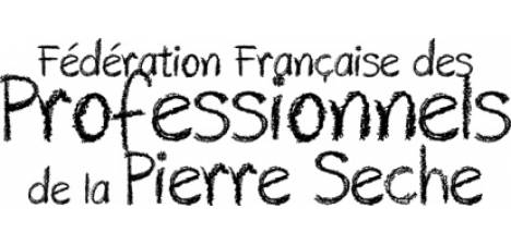Questionnaire avec la Fédération Française des Professionnels de la Pierre Sèche