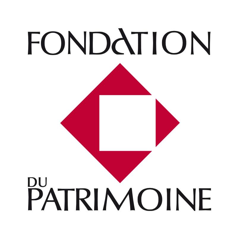 La Fondation du patrimoine en partenariat avec la Monnaie de Paris.