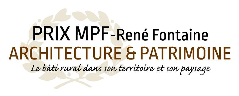Prix Architecture et Patrimoine 2019