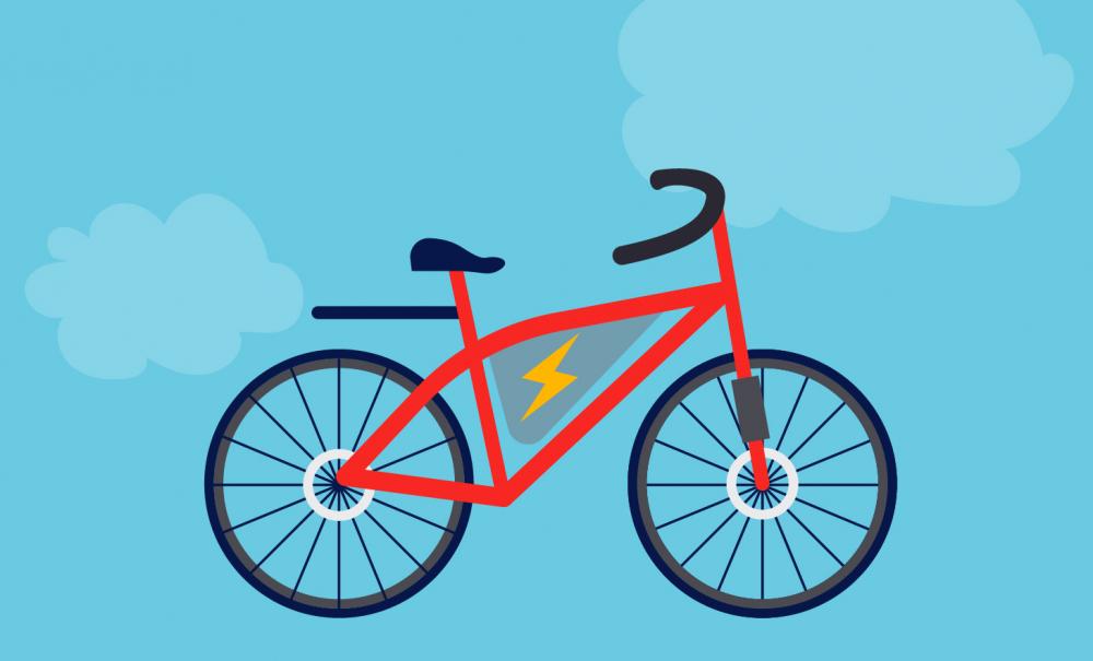 Peut-être repartirez-vous avec ce beau vélo à assistance électrique lors de la cérémonie régionale ?