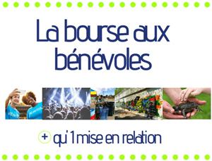 Bourse aux bénévoles en Ardèche organisée par le Mouvement Associatif