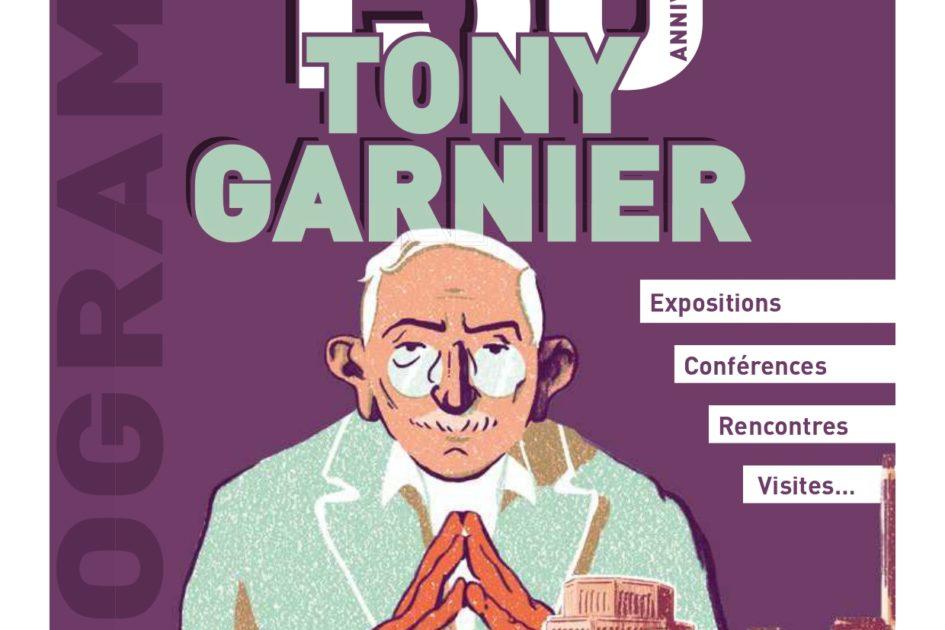 """Fondation Renaud - """"Tony Garnier, l'œuvre libre"""""""