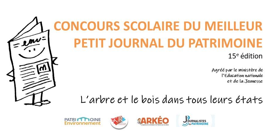 Le Petit Journal du Patrimoine